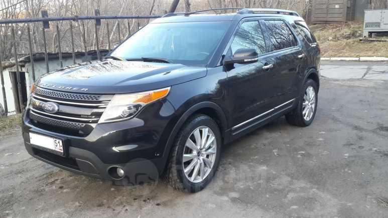 Ford Explorer, 2014 год, 1 599 999 руб.