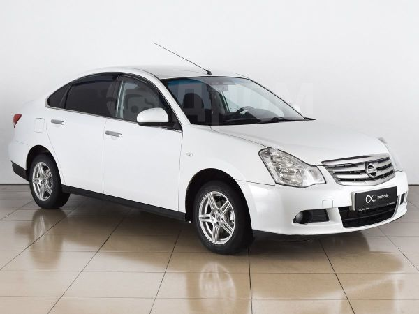 Nissan Almera, 2015 год, 469 000 руб.