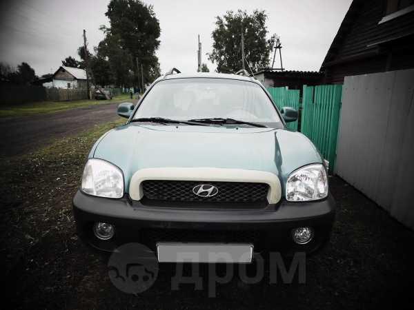 Hyundai Santa Fe Classic, 2001 год, 280 000 руб.