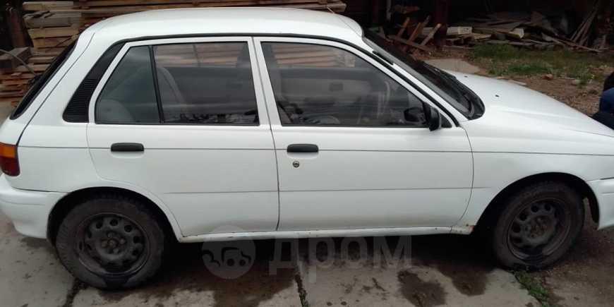 Toyota Starlet, 1991 год, 95 000 руб.