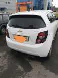 Chevrolet Aveo, 2015 год, 470 000 руб.