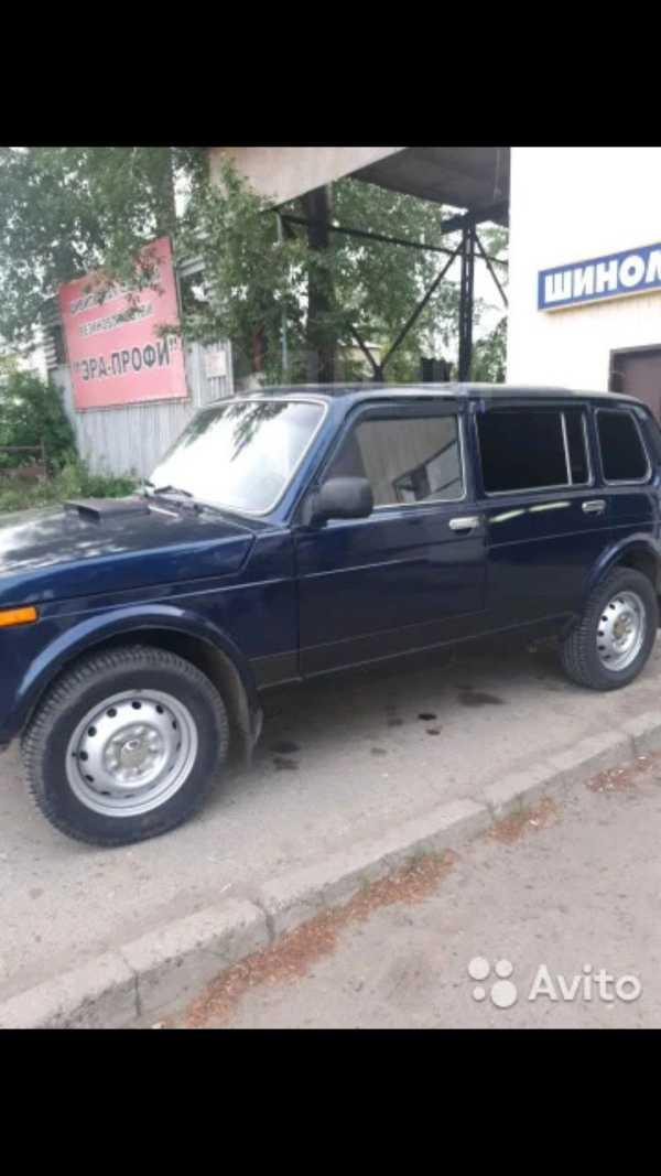 Лада 4x4 2131 Нива, 2006 год, 150 000 руб.