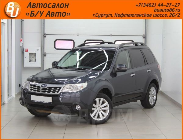 Subaru Forester, 2012 год, 845 000 руб.