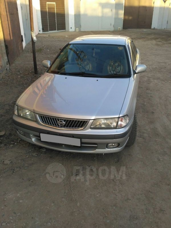 Nissan Sunny, 2001 год, 230 000 руб.