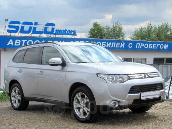Mitsubishi Outlander, 2012 год, 819 900 руб.