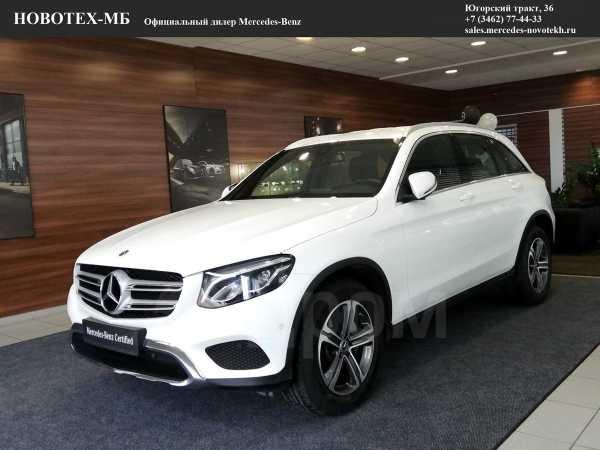 Mercedes-Benz GLC, 2018 год, 3 214 000 руб.