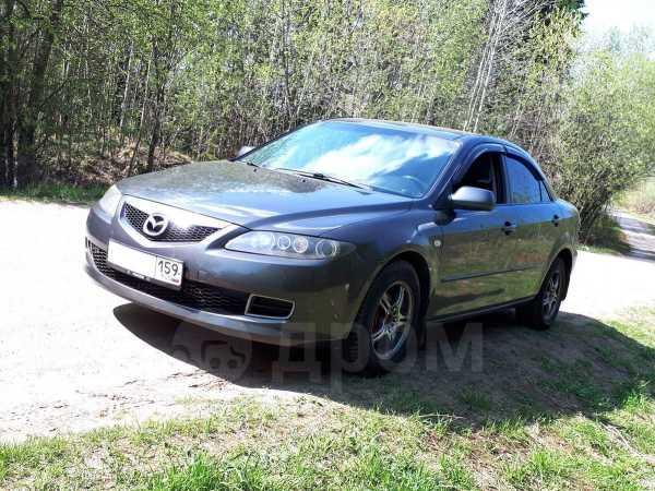 Mazda Mazda6, 2006 год, 310 000 руб.