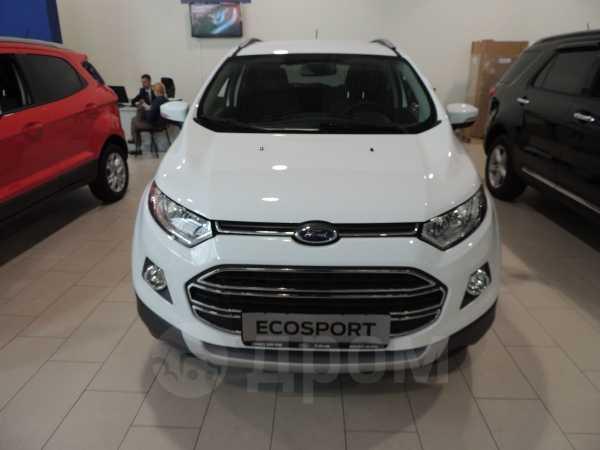 Ford EcoSport, 2018 год, 971 000 руб.