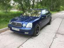 Toyota Progres, 1999 г., Новосибирск