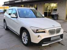 Чита BMW X1 2012