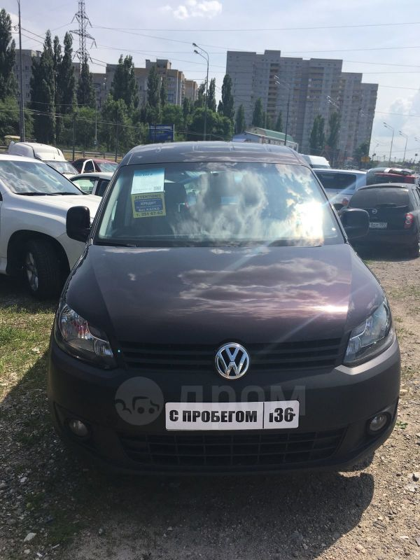 Volkswagen Caddy, 2012 год, 450 000 руб.