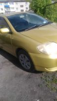Toyota Allex, 2002 год, 280 000 руб.