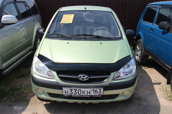 Hyundai Getz, 2007 год, 239 000 руб.