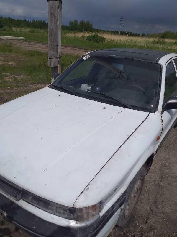 Mitsubishi Galant, 1990 год, 70 000 руб.