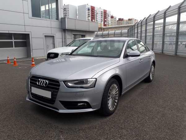 Audi A4, 2014 год, 1 010 000 руб.