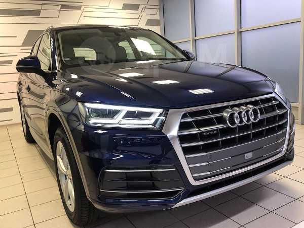 Audi Q5, 2018 год, 3 986 500 руб.