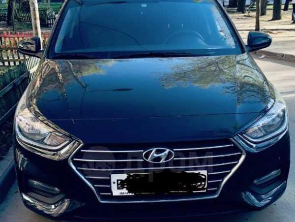 Hyundai Solaris, 2018 год, 765 000 руб.