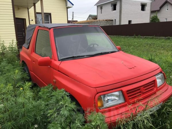 Suzuki Vitara, 1991 год, 185 000 руб.