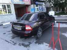 Новосибирск Приора 2012