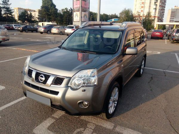 Nissan X-Trail, 2012 год, 775 000 руб.