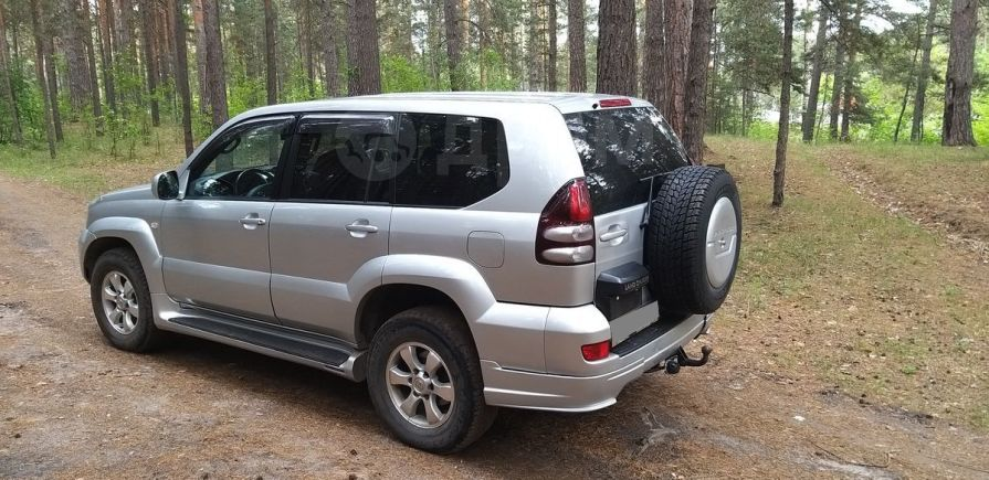 Toyota Land Cruiser Prado, 2008 год, 1 200 000 руб.