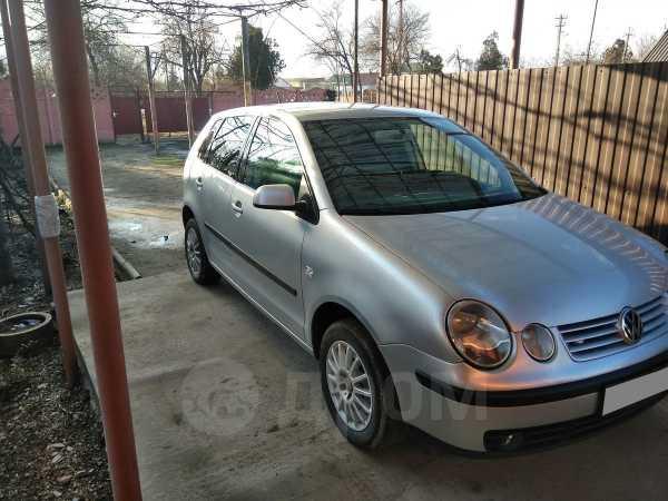 Volkswagen Polo, 2002 год, 245 000 руб.