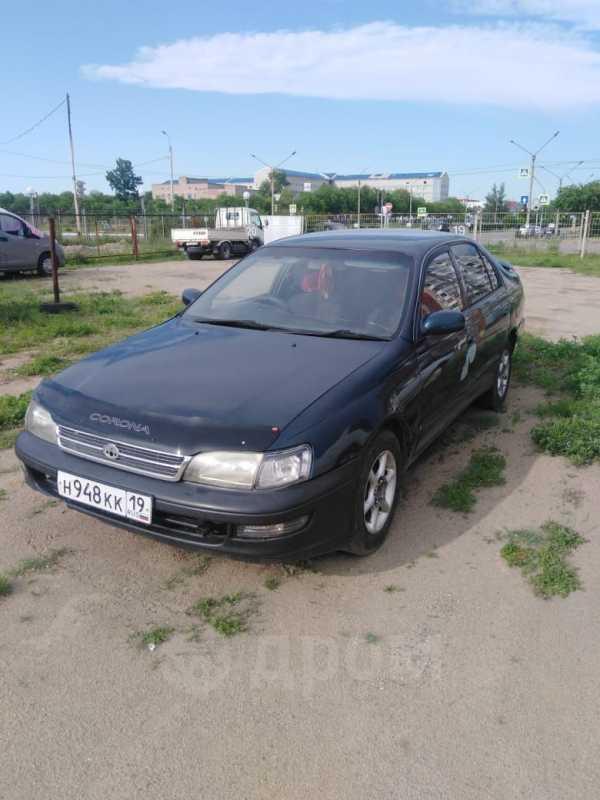 Toyota Corona, 1992 год, 115 000 руб.