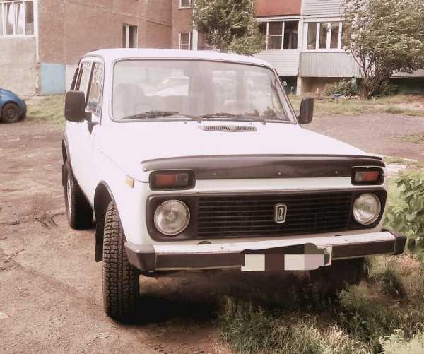 Лада 4x4 2121 Нива, 1998 год, 170 000 руб.