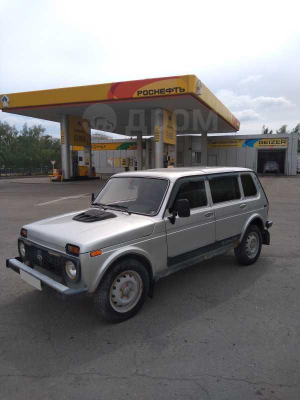 Лада 4x4 2131 Нива, 2009 год, 250 000 руб.