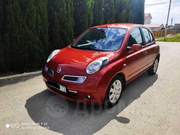 Nissan Micra, 2007 год, 360 000 руб.