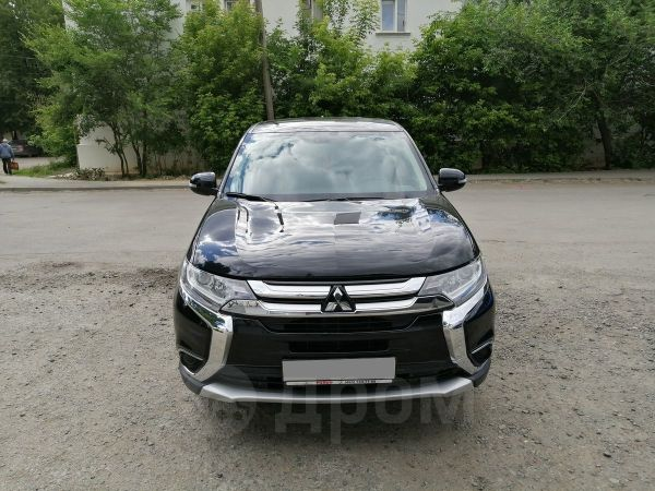 Mitsubishi Outlander, 2017 год, 1 400 000 руб.