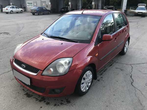 Ford Fiesta, 2007 год, 299 000 руб.