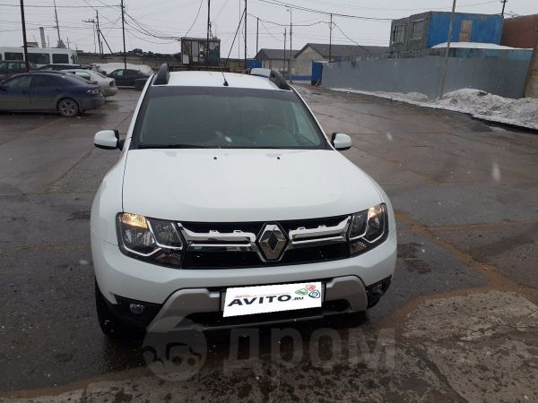 Renault Duster, 2017 год, 840 000 руб.