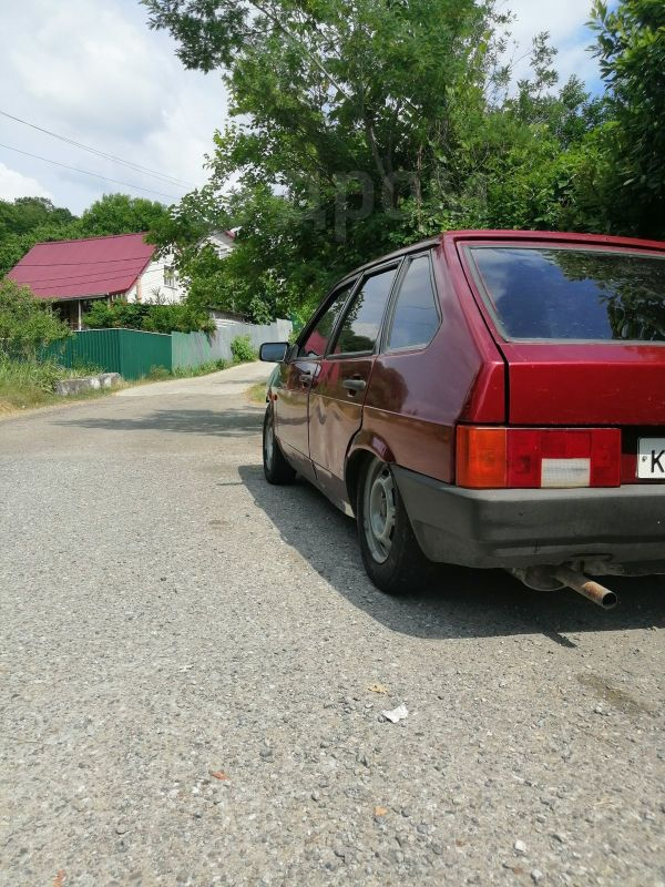 Лада 2109, 1992 год, 60 000 руб.