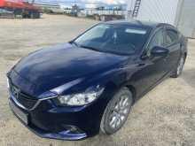 Урай Mazda6 2013