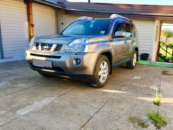 Nissan X-Trail, 2008 год, 790 000 руб.