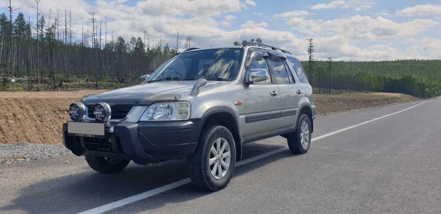 Honda CR-V, 1997 год, 370 000 руб.