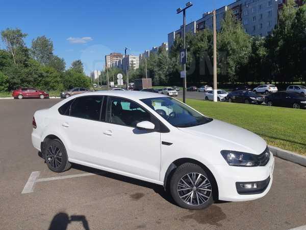 Volkswagen Polo, 2016 год, 699 000 руб.