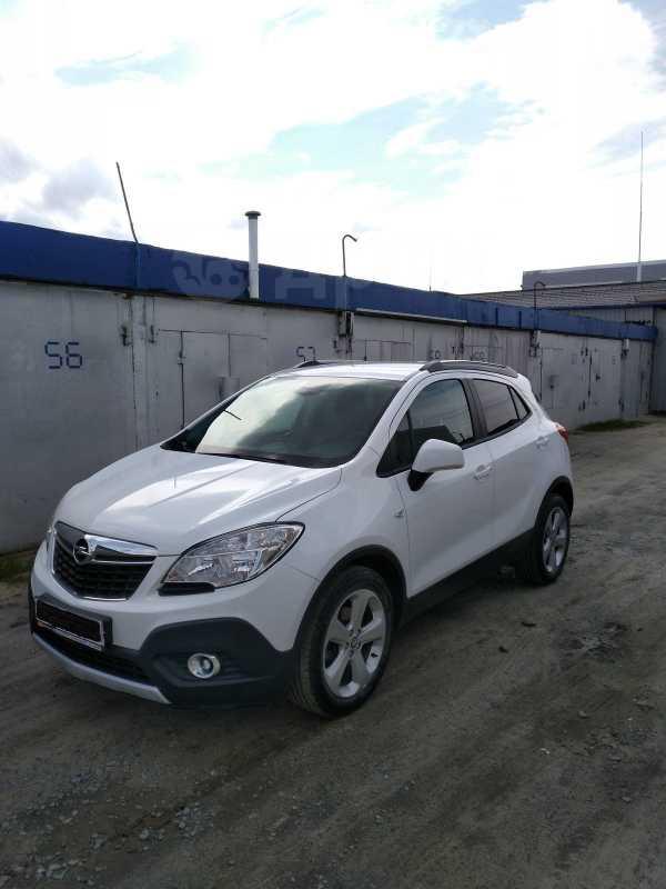 Opel Mokka, 2014 год, 820 000 руб.