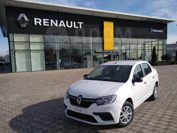 Renault Logan, 2019 год, 694 990 руб.