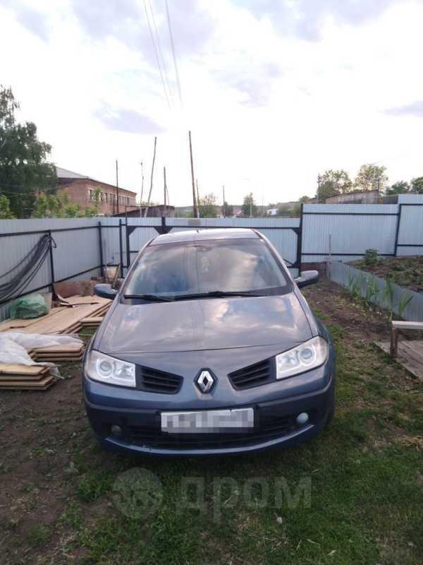 Renault Megane, 2007 год, 275 000 руб.