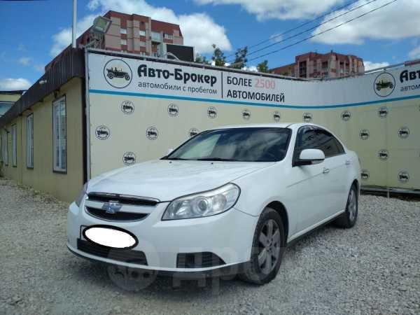 Chevrolet Epica, 2008 год, 414 000 руб.
