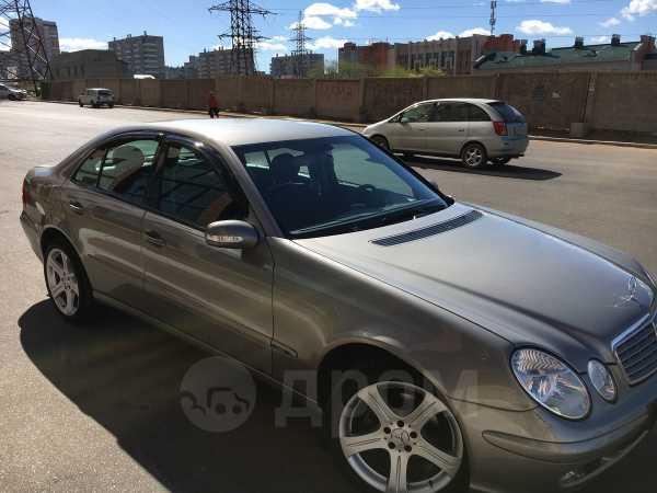 Mercedes-Benz E-Class, 2004 год, 555 000 руб.