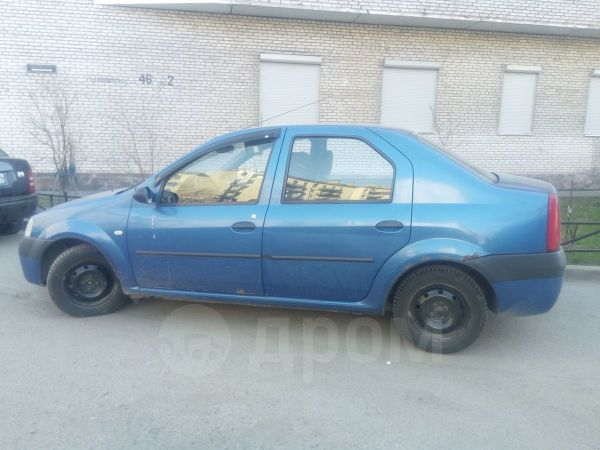 Renault Logan, 2006 год, 120 000 руб.