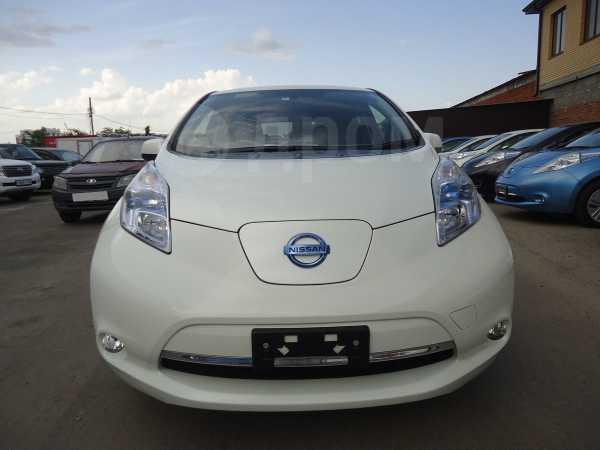 Nissan Leaf, 2012 год, 535 000 руб.