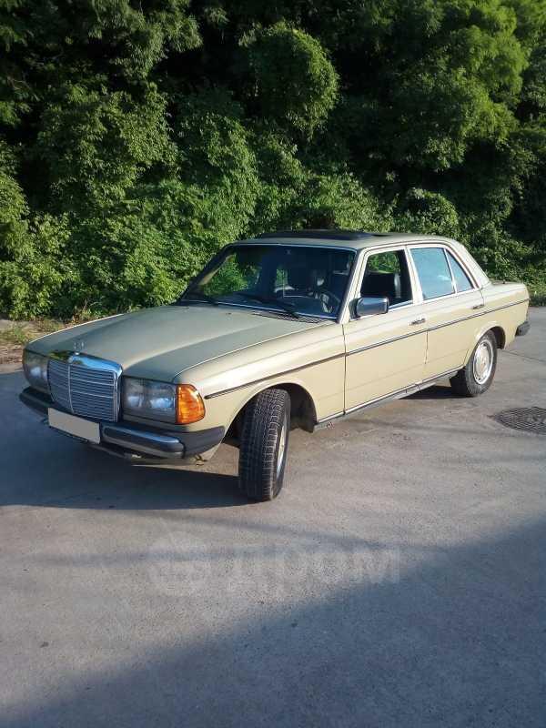 Mercedes-Benz E-Class, 1983 год, 100 000 руб.