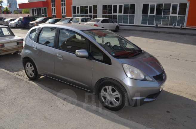 Honda Jazz, 2008 год, 400 000 руб.