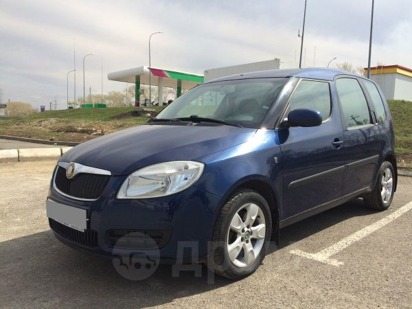Skoda Roomster, 2007 год, 310 000 руб.