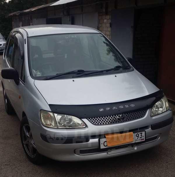 Toyota Corolla Spacio, 1998 год, 242 000 руб.