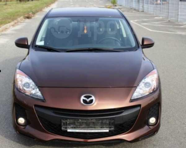Mazda Mazda3, 2013 год, 515 000 руб.